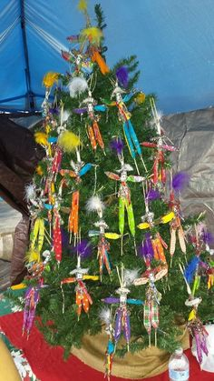 This is a Crucian Christmas Tree posted, by a friend on my FB site....beautiful!