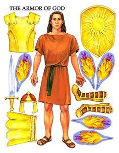 Armor of God -FHE: