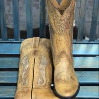 bb31face8 Custom Black Jack Boots. Made in the USA!! #BlackJackBoots #MuleBarn  #HappyCustomer