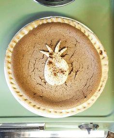Everyone loved this Cinnamon pie.
