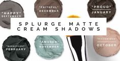 Victorious splurge shadow