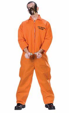 harley quinn cell block arkham prisoner costume m prisoner costume ideas pinterest kost m. Black Bedroom Furniture Sets. Home Design Ideas