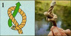 ロープの結び方01