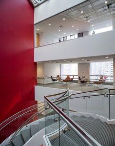 Новые Fordham Law School, Нью-Йорк, в 2014 году - Pei Cobb Freed & Partners Architects LLP