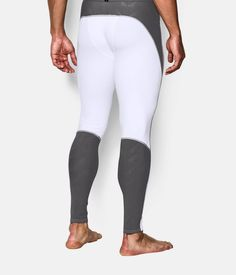 Shop Under Armour for Men's UA HeatGear® ArmourVent™ Compression Leggings in our Mens Bottoms department. Free shipping is available in US.