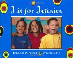 J Is for Jamaica (World Alphabets) by Benjamin Zephaniah