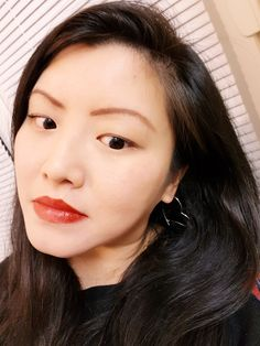 Thursday selfie. Kate rednose lippy. Heres b2uty Audacious mascara. Love heart hoop earrings. All from Iampretty link in bio. More product on line. Link in bio @shopiampretty . . . . . . #selfie #selfiethursday #thursday  #kate #rednose #katemoss #sirenred #redlips #redlippy #lippy #postboxred #heresb2uty #audacious #mascara #lovehearts #love #heart #hoopearrings #earrings #makeup #makeuplover #makeupaddiction #makeupaddict #instamakeup #makeupshop #makeupblogger #makeupdiary #makeupgirls