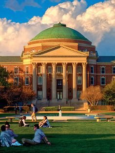 SMU Campus, Dallas, TX