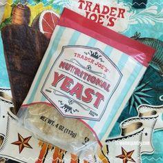 トレジョのニュートリショナルイースト Trader Joe's Nutritional Yeast $2.99 | #トレジョ #ニュートリショナルイースト #TraderJoes #NutritionalYeast