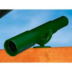 Gorilla Playsets, Play Telescope with Mounting Bracket in Green, 07-1001 at The Home Depot - Mobile $15.96