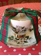 Vintage Tea Cup Candle Christmas Gift / Wedding