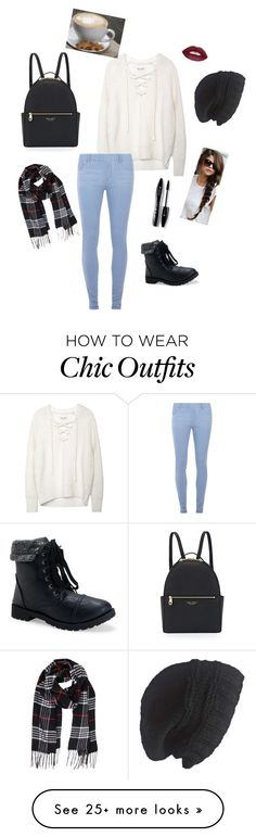 """""""BRRRRR"""" by runner224 on Polyvore featuring Dorothy Perkins, Aéropostale, Henri Bendel, Laundromat, Humble Chic, Lancôme, women's clothing, women, female and woman"""