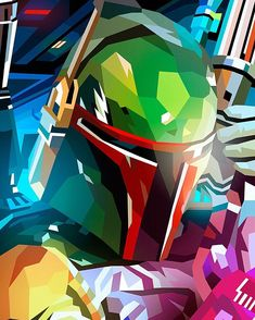 Star Wars: Boba Fett by : Liam Brazier Star Wars Boba Fett, Star Wars Rebels, Star Trek, Boba Fett Art, Star Wars Pictures, Star Wars Images, Star Wars Fan Art, Jaba De Hut, Cuadros Star Wars