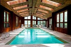 Lovely indoor #pool