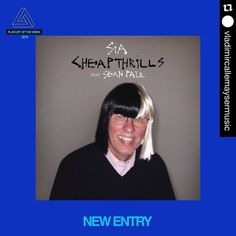 #Repost @vladimircallemaysermusic with @repostapp.     #NEWENTRY x #PLAYLISTOFTHEWEEK   Introducing to: #Sia #SeanPaul with #CheapThrills  @siathisisacting @Duttypaul   Enters: W12/2016  #music #Song #Hit #pop #indie #indiepop #alternative #indiemusic #popmusic #chill #InstaSong #instamusic #pop #alternativemusic #singersongwriter #Synthpop #electronic #indieartist #electronicmusic #dance #lovesong #indiemusic by vladimircallemayserphotos https://www.instagram.com/p/BDe9t78KPK6…