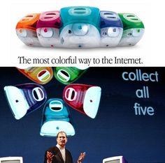 iMac G3 1998