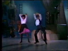 "(video) ""Baryshnikov on Broadway"" with Liza Minnelli in 1980 - medley of dances"