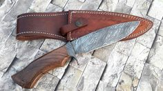 Get it now Damascus Steel Hunting Knife available here! Damascus Steel Hunting Knife