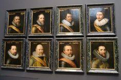 Portretten uit het Stadhouderlijk Hof te Leeuwarden in het Rijksmuseum te Amsterdam (Trudi, 2013)