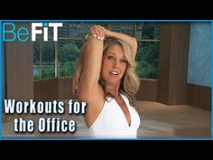 Denise Austin: Total Body Toning- Office Workout is an amazing head-to-toe stretching series that was created in order to engage your core, align your spine,. Desk Workout, Pilates Workout, Workout Partner, Fitness Icon, Fitness Tips, Fitness Workouts, Office Exercise, Office Workouts, Upper Body Stretches