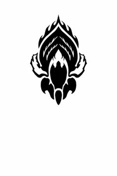 Rhino's Tribal Head