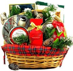 Gift Basket Village Old Fashioned Christmas Gift Basket Small *** Read more reviews of the product by visiting the link on the image.