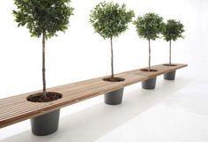 Overlapping Circular Seating - Koppla Modular Platforms Create Practical Urban Landscapes (GALLERY)