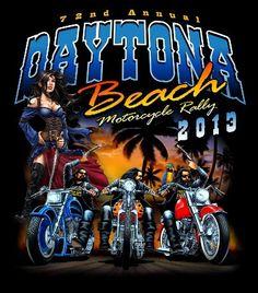 Daytona Bike Week, Mar 8-17, 2013 | Brevard County, FL