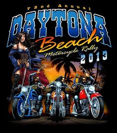 Daytona Bike Week, Mar 8-17, 2013 | Brevard County, FL