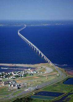 New Brunswick - Moncton Hotel Rooms - Hotels in Moncton, New Brunswick Famous Bridges, Road Trippers, Prince Edward Island, New Brunswick, I Want To Travel, Airplane View, Istanbul, Panda, Places To Go