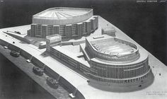Palace of the Soviets - Hans Poelzig 1931