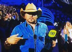 Jason Aldean #CMTAwards 06-10-15 Redneck Romeo, Cmt Music Awards, Bob Seger, Jason Aldean, Country Artists, Hot Boys, A Good Man, Country Music, Nashville