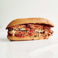 New York City's Torrisi Italian Specialties uses only American ingredients in virtually all of its dishes. Its basil-rich eggplant parmesan, also deli...