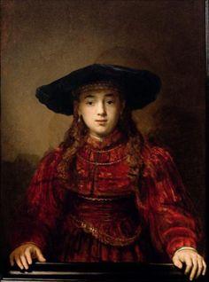 Rembrandt - The Jewish Bride - 1641