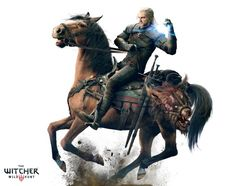 Witcher 3 Blood and Wine Render Art