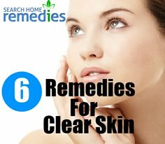 6 Clear Skin Home Remedies Treatment, Natural Home Remedy Cure, Diet & Causes Of Imperfect Skin | Home Remedies