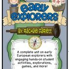 Get your students excited about social studies with this engaging and hands-on unit on early European Explorers and the Age of Exploration:  Ther...