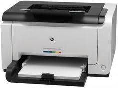 Magazinealetricolor2015, tem,, Impressora HP Laser Jet Pro CP1025 - Colorida USB