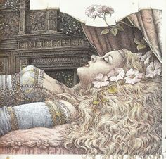 Sleeping Beauty by Roberto Innocenti