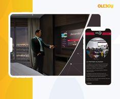 Consultoría UX, diseño y desarrollo de portal de formación de LG: Partner 360 Marketing, Portal, Creative, Innovative Products