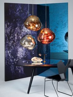 Contemporary designer lighting by Tom Dixon. Shop the Tom Dixon lighting online including copper, etch and melt pendants. Copper Pendant Lights, Kitchen Pendant Lighting, Ceiling Pendant, Pendant Lamp, Ceiling Lights, Mini Pendant, Ceiling Lamp, Gold Pendant, Tom Dixon Melt