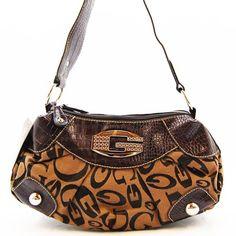 Designer Brown Canvas Class G Silver Metal Logo Studs Satchel Pockets Bag Purse Allofpurses - Gardenia http://www.amazon.com/dp/B0088OKJ5G/ref=cm_sw_r_pi_dp_IsK-vb083QXHT