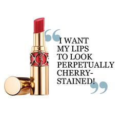 Perfect red by YSL