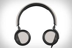 B&O Beoplay H2 Headphones - These on-ear cans feature a 40mm custom driver with a bass port for added low-end response, an in-line remote and mic, genuine lambskin ear pads, and a weight of under six ounces thanks to a durable composite frame.