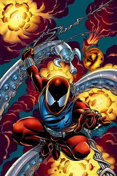 Scarlet Spider (Ben Reilly) Marvel Knights \
