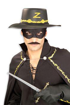 Zorro Moustache