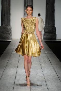 Laura Biagiotti at Milan Fashion Week Fall 2015 - Runway Photos