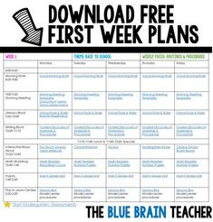 What to do on the First Day of Kindergarten ⋆ The Blue Brain Teacher by Selma Dawani School Counselor Lessons, Math Lessons, Teacher Freebies, Teacher Blogs, Creative Teaching, Teaching Ideas, Teaching Procedures, Special Education Math, Kindergarten First Day