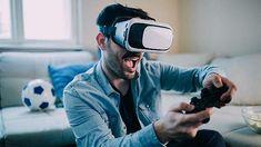 Du bist auf der Suche nach coolen PlayStation VR-Spielen? Wir haben den Markt gecheckt und zeigen dir die angesagtesten Games. PlayStation VR-Spiele - angesagte GamesVR Games werden immer beliebter. Kein Playstation, Ps4, Devil May Cry, Mega Man, Sword Art Online, Manga Girl, Anime Girls, Metal Gear, Iron Man