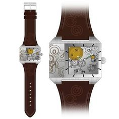 Doctor Who - Gallifreyan Watch coming August 2012 - $49.95